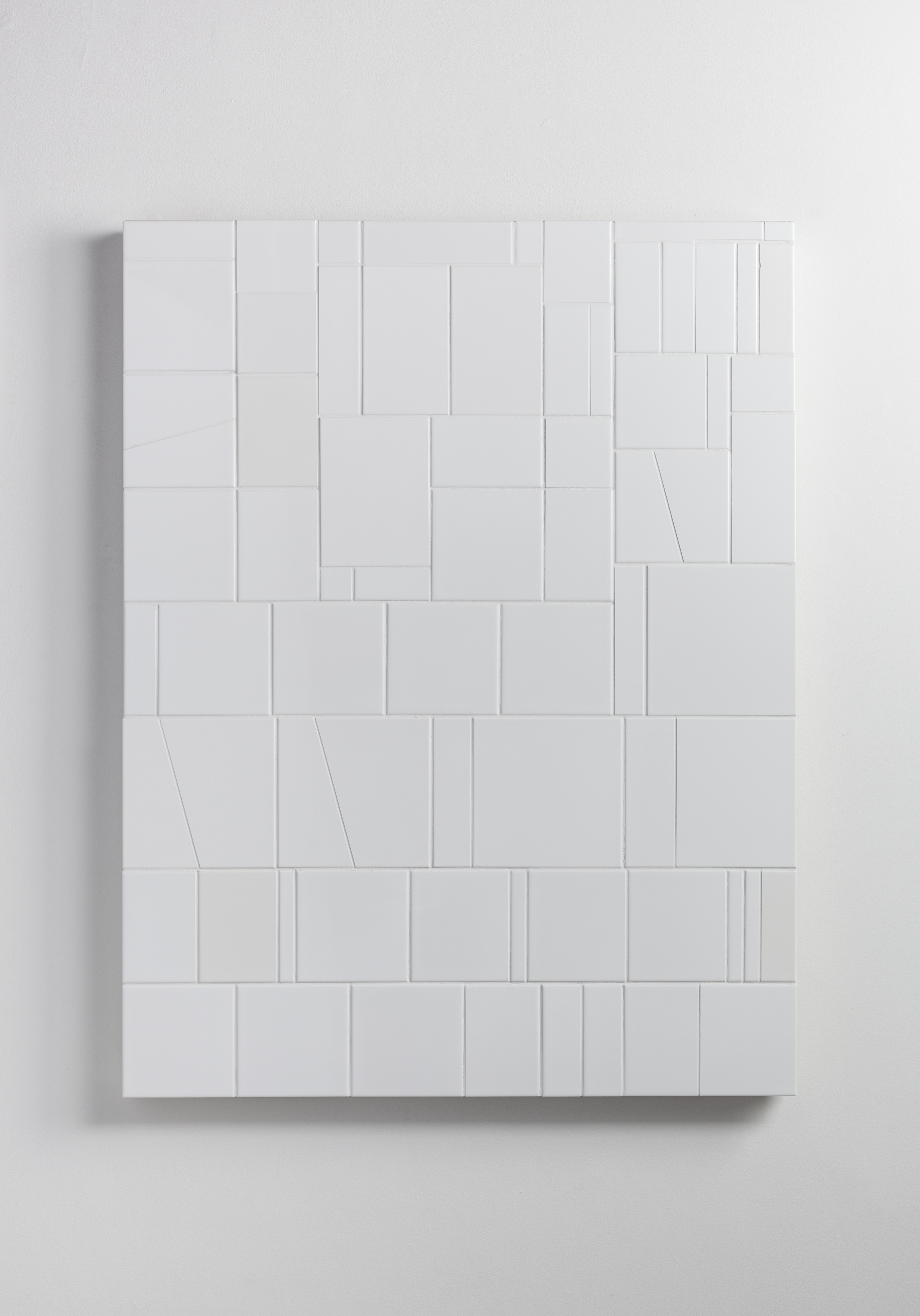 Simon Mullan, 'Kilian', 2015, Tiles and wood, 89×116×4cm