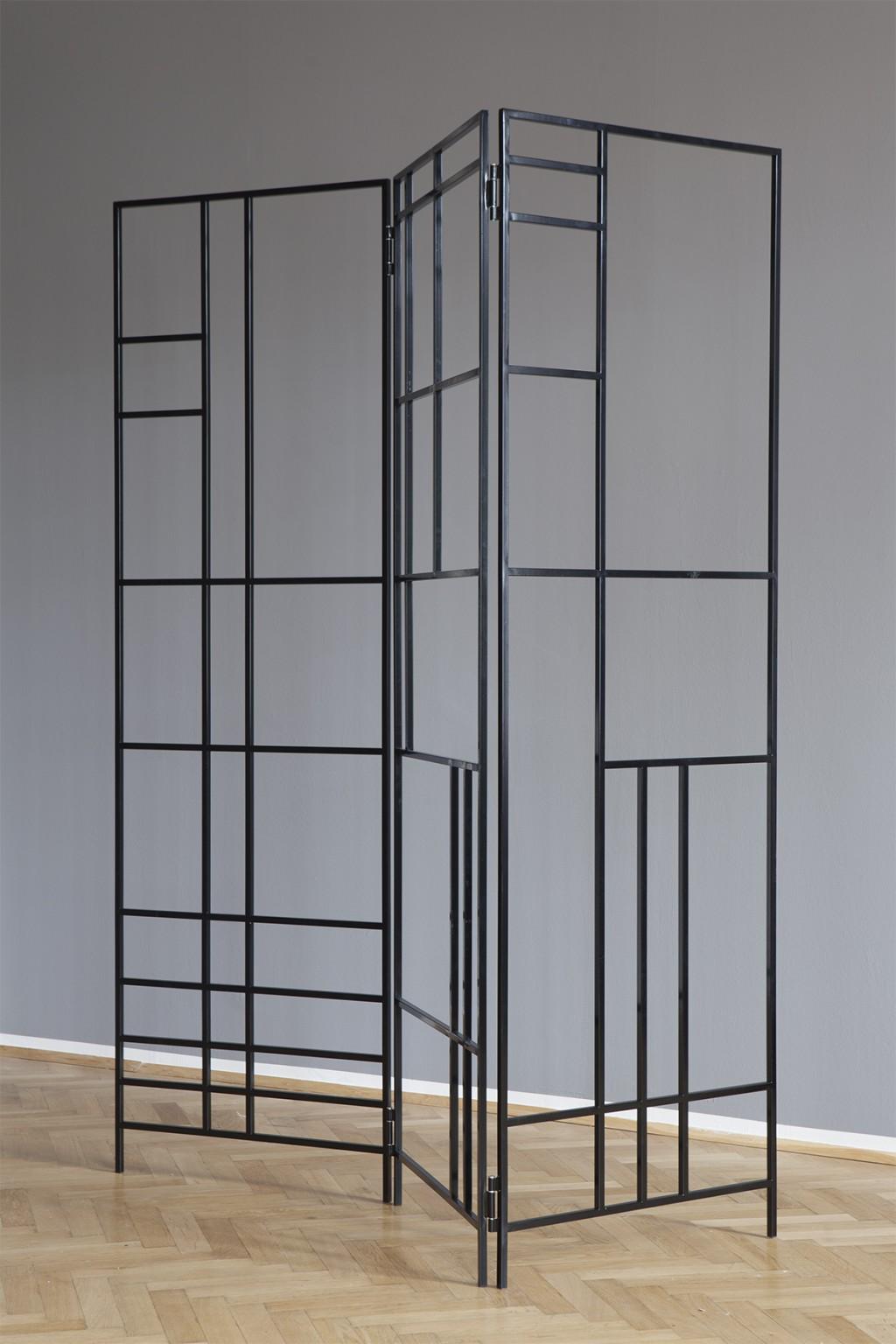 Metta / 210cm X 180cm X1,5 cm / 2016. Image Courtesy Galerie Nathalie Halgand, Photo: Julian Mullan
